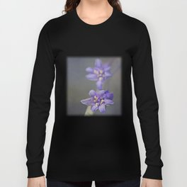 Woodland Bluebell Long Sleeve T-shirt