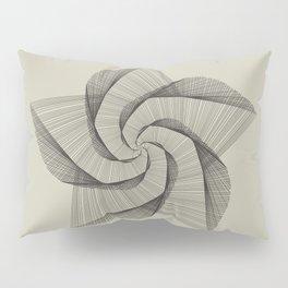 Dark Star Lines Pillow Sham