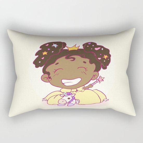 Lil´Princess Giddy-Up! Rectangular Pillow