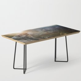 natural flares  Coffee Table