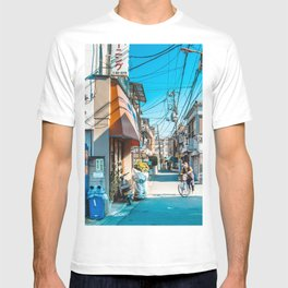 Anime Tokyo Streets T-shirt