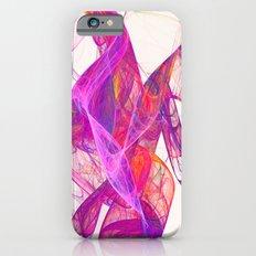 Pink smoke Slim Case iPhone 6