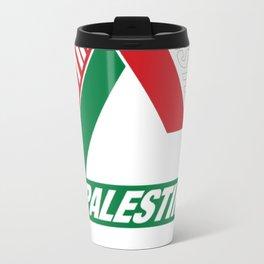 Palace - Palestine Logo Travel Mug