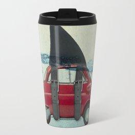 isetta shark Travel Mug