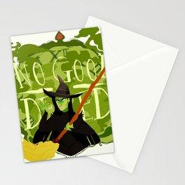 Elphaba Stationery Cards