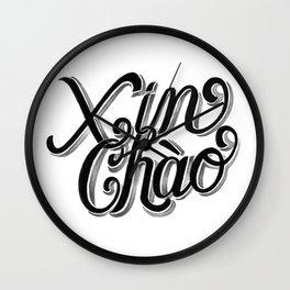 Xin Chào, Vietnam Wall Clock