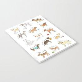 Breeds of Dog Notebook