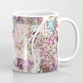 Strasbourg map Coffee Mug