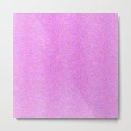 Pink Sparkles Metal Print