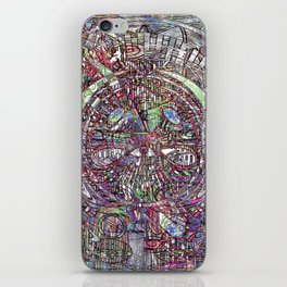 The Draughtsmans Hypothesis iPhone Skin