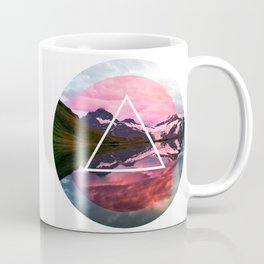 Wanderlust Lake Coffee Mug
