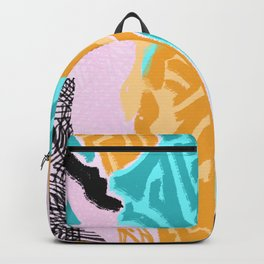 Yellow findings Backpack