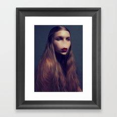 It Was You My Alien Beauty  Framed Art Print
