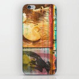 Birdwatchng iPhone Skin