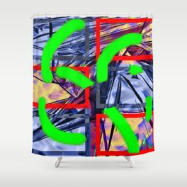 Mylar Shower Curtains | Society6