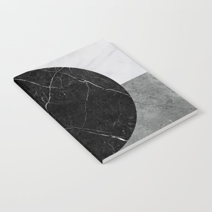 Marble Abstract Notebook