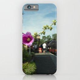 Steam Flower iPhone Case