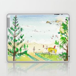 Rainbow Bay, Qld. Australia Laptop & iPad Skin
