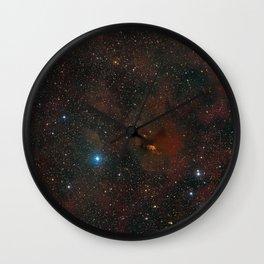 Hubble Space Telescope - The area around XZ Tauri Wall Clock