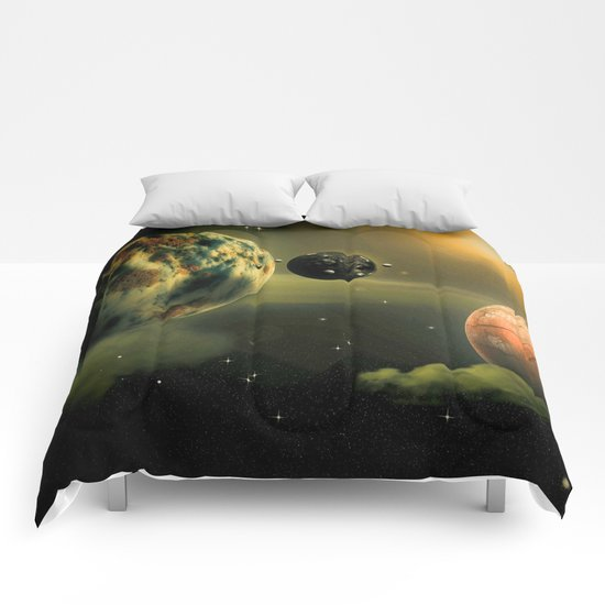 Space One Comforters