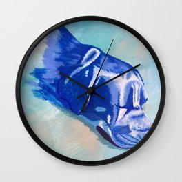 Sweet Sleeper Wall Clock