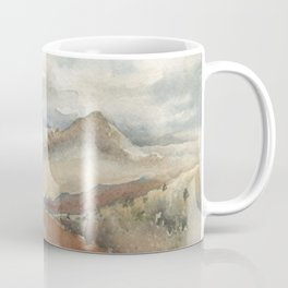 Old Stagecoach route to Nutt Coffee Mug
