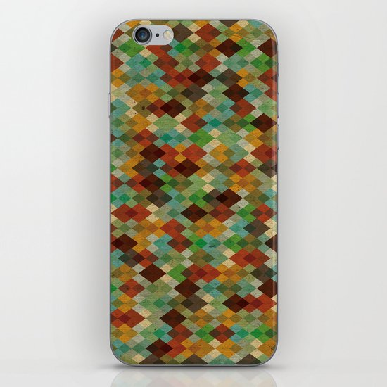 Deckled Formation iPhone & iPod Skin
