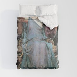 John William Waterhouse - Circe Offering The Cup To Odysseus - Digital Remastered Edition Comforters