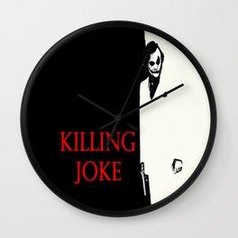 Killing Joke Wall Clock