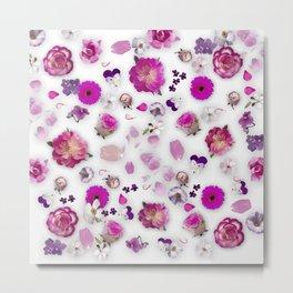 Flower potpourri Metal Print