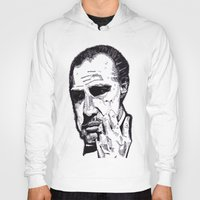 godfather Hoodies featuring The Godfather by tyler Guill