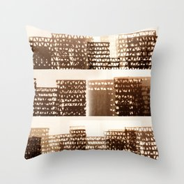 Skyline - Stacked Throw Pillow