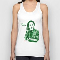 anchorman Tank Tops featuring Anchorman: 60% of the Time by Red Misery