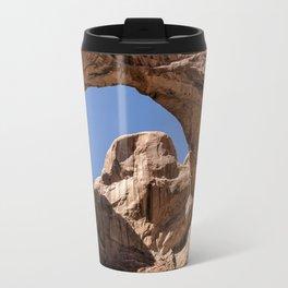 Double Arch - Horizontal Travel Mug