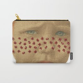 Ladybugs Carry-All Pouch