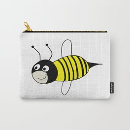 Lovely Wasp Carry-All Pouch