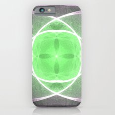 Lilac and Green Slim Case iPhone 6s
