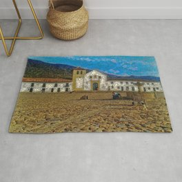 Colonial Town Rug