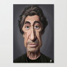 Celebrity Sunday ~ Al Pacino Canvas Print