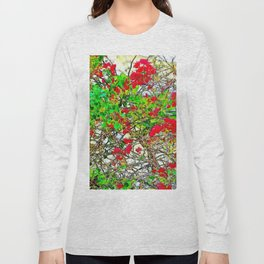 NOTHING BUT FLOWERS Long Sleeve T-shirt