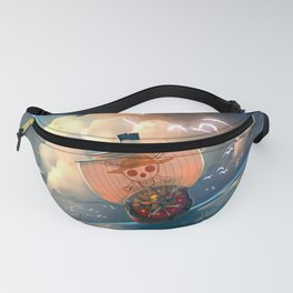 Ship of Pirates v2 Fanny Pack