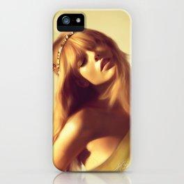 Goddess (Frida Gustavsson) iPhone Case