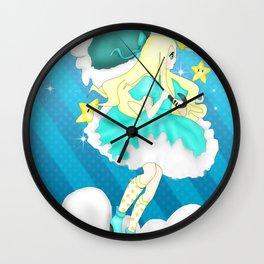 In the Sky: Rosalina Wall Clock