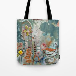 Not so Green Thumb Tote Bag