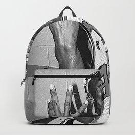 Michae-l Jordan Poster Backpack