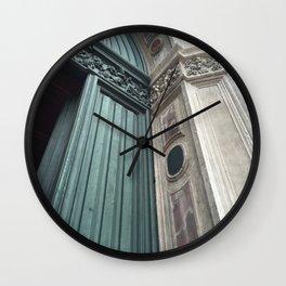 Venice Church Wall Clock