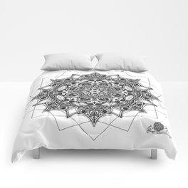 Anatomandala II Comforters