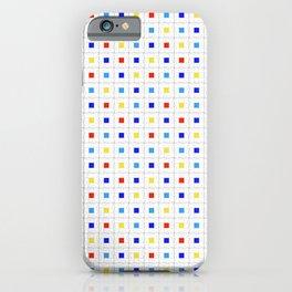 Mondrian's mail iPhone Case