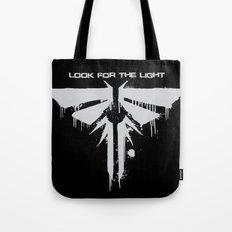 Fireflies White Tote Bag