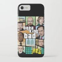 gta iPhone & iPod Cases featuring Breaking Bad GTA HD  by Akyanyme